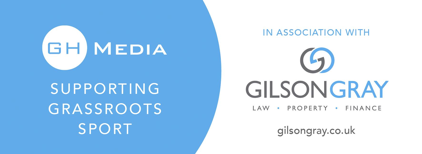 GH Media Gilson Gray banner