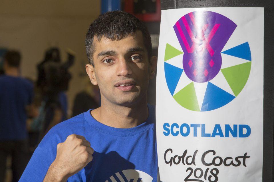 Aqeel Ahmed Team Scotland