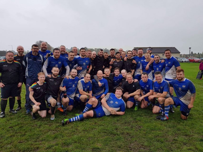 Dunfermline fourth XV