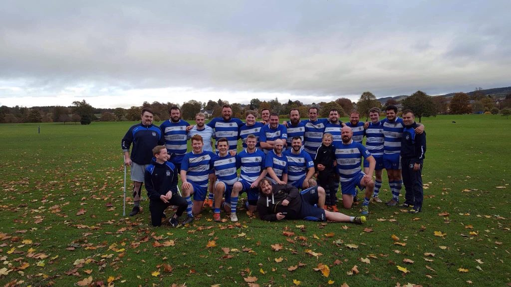 Dunfermline second XV