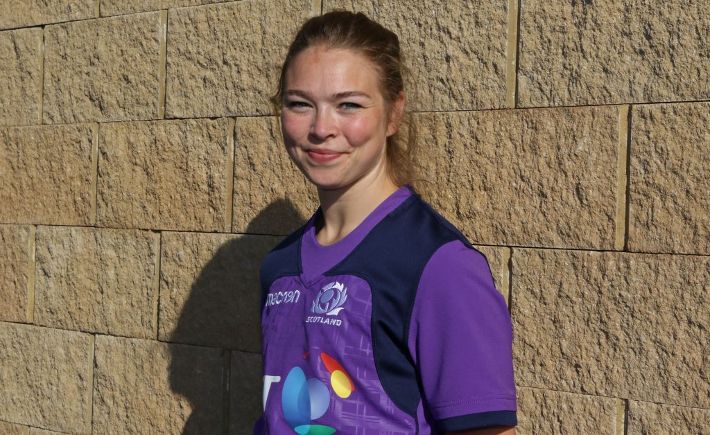 Bryony Nelson by Rugby People